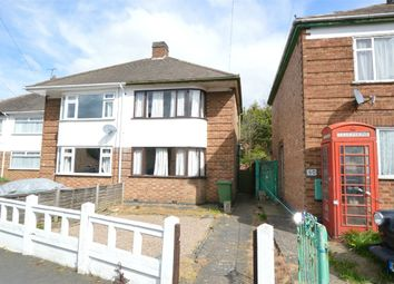 Thumbnail 3 bed semi-detached house for sale in Bennett Street, Town Centre, Rugby, Warwickshire