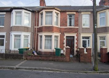 Thumbnail 3 bed terraced house to rent in Newport, Pill, Gwent