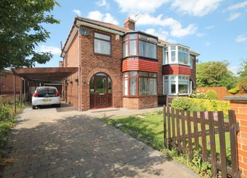 Thumbnail 3 bed semi-detached house for sale in Green Lane, Thornaby, Stockton-On-Tees