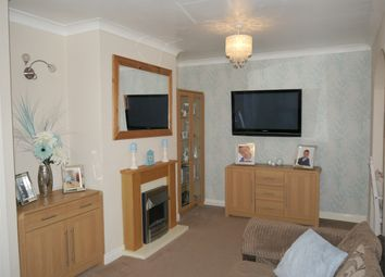 Thumbnail 2 bed semi-detached house for sale in Mayfield Crescent, New Rossington, Doncaster, South Yorkshire