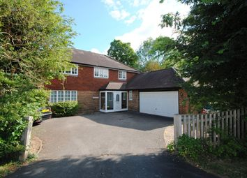 Thumbnail 5 Bed Detached House For Sale In Firgrove Road Yateley