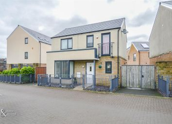 Thumbnail 2 bed detached house for sale in Marlon Crescent, Burnley