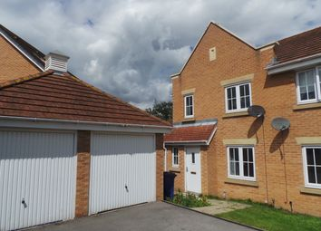 Thumbnail 3 bed semi-detached house for sale in Sunningdale Way, Gainsborough
