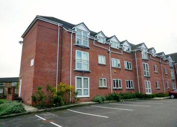 Thumbnail 1 bed flat to rent in Little Moss Court, Little Moss Lane, Swinton