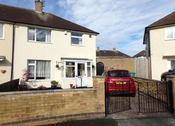 Thumbnail 3 bed end terrace house for sale in Whinfell Close, Clifton, Nottingham, Nottinghamshire