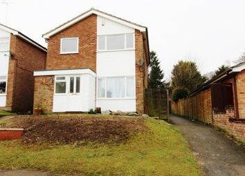 Thumbnail 3 bed detached house to rent in The Beeches, Little Blakenham, Ipswich