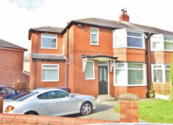 Thumbnail 3 bedroom semi-detached house for sale in Radcliffe Park Road, Salford