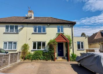 Thumbnail 4 bed semi-detached house for sale in Hamlet Hill, Roydon, Essex - Chain Free