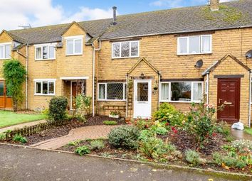 Thumbnail 2 bed terraced house for sale in Barlow Close, Milcombe, Banbury, Oxfordshire