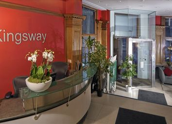 Thumbnail Serviced office to let in 88 Kingsway, London
