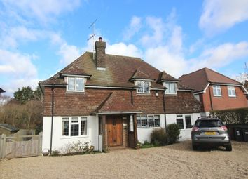 Thumbnail 4 bed detached house for sale in Huggetts Lane, Willingdon, Eastbourne