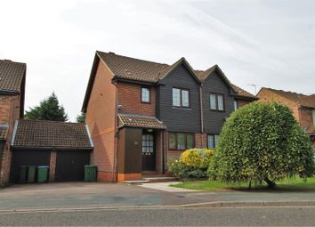 Thumbnail 3 bed semi-detached house for sale in Appletree Walk, Watford