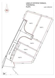 Thumbnail  Land for sale in Tonyrefail CF39, Tonyrefail,