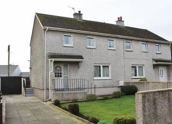Thumbnail 3 bed semi-detached house for sale in 1 Belmont Crescent, Stranraer