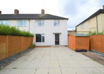 Thumbnail 3 bed end terrace house for sale in Greencroft, Clifton, Nottingham