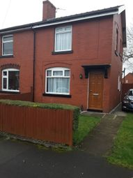 Thumbnail 2 bed semi-detached house to rent in Whitehead Crescent, Brandlesholme, Bury