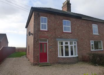 Thumbnail 3 bed property to rent in West Fen Drainside, Frithville, Boston