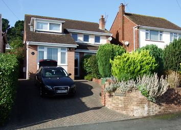 Thumbnail 4 bed detached house to rent in Sussex Close, Exeter