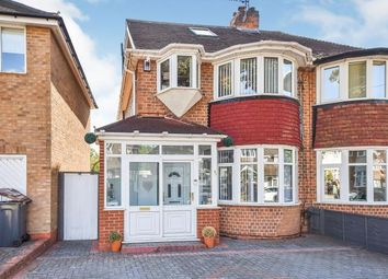 Thumbnail 4 bed semi-detached house for sale in Hollydale Road, Erdington, Birmingham, West Midlands