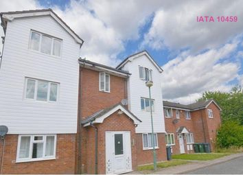 Thumbnail 1 bed flat to rent in Ely Close, Rowley Regis