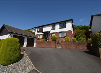 Thumbnail 4 bed detached house for sale in Great Furlong, Bishopsteignton, Teignmouth, Devon.