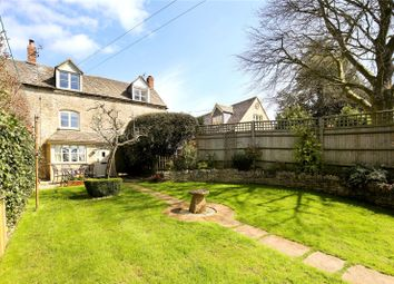 Thumbnail 3 bed terraced house for sale in Abnash, Chalford Hill, Stroud, Gloucestershire