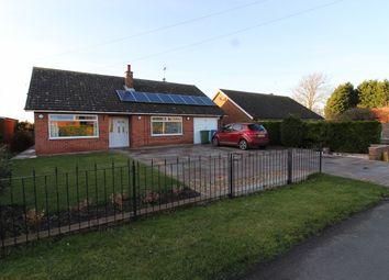 Thumbnail 4 bed detached bungalow for sale in Brickenhole Lane, Walkeringham, Doncaster