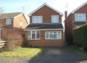 Thumbnail 4 bed detached house to rent in Brickenell Road, Calverton, Nottingham