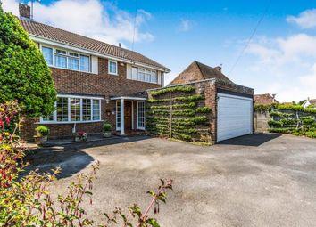 Thumbnail 4 bedroom detached house for sale in Crossbush Road, Felpham, Bognor Regis, West Sussex