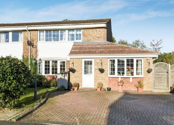 Thumbnail 4 bed semi-detached house for sale in Lancaster Close, Bicester