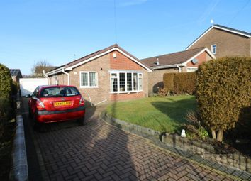 Thumbnail 2 bedroom detached bungalow for sale in Tyneham Grove, Milton, Stoke-On-Trent