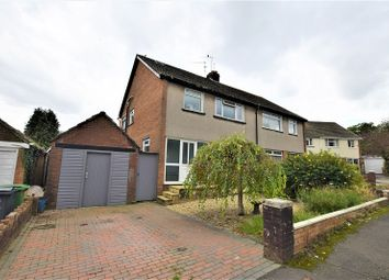 Thumbnail 4 bed semi-detached house for sale in Haulfryn, Pantmawr, Cardiff.