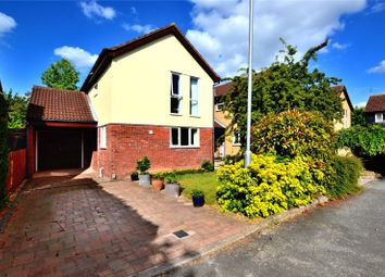Thumbnail 3 bed detached house for sale in Gibbs Field, Thorley, Bishop's Stortford