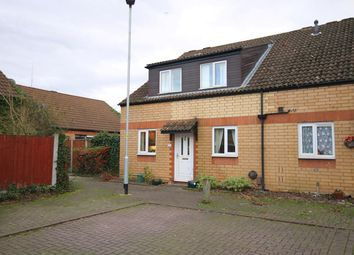 Thumbnail 3 bed end terrace house for sale in Ross Close, Old Hall, Warrington