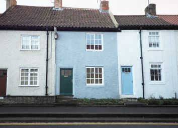 Thumbnail 3 bed cottage to rent in West End, Stokesley, Middlesbrough