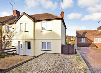 Thumbnail 3 bed semi-detached house for sale in Hawthorn Road, Strood, Rochester, Kent