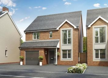 Thumbnail 4 bed detached house for sale in Weogoran Park, Whittington Road, Worcester