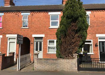 Thumbnail 3 bed terraced house for sale in Grove Street, New Balderton, Newark