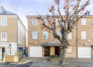 Thumbnail 3 bed end terrace house to rent in Tabor Grove, London