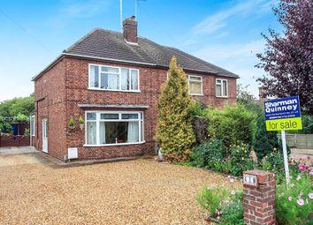 Thumbnail 3 bedroom semi-detached house for sale in Fulbridge Road, Peterborough
