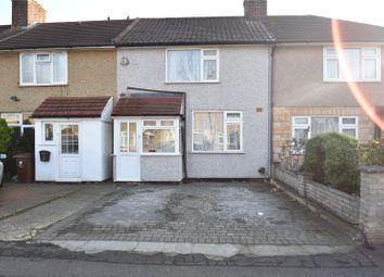 Thumbnail 3 bed terraced house for sale in Singleton Road, Dagenham