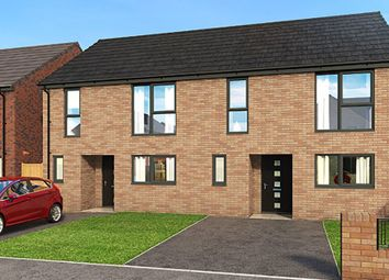 "Thumbnail 2 bed property for sale in ""The Leif At The Springs"" at Campsall Road, Askern, Doncaster"