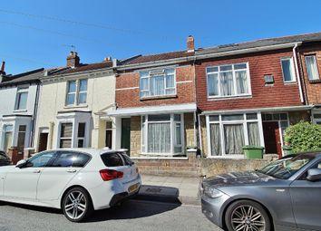 Thumbnail 3 bed terraced house for sale in Bramshott Road, Southsea