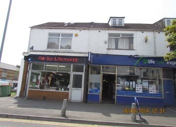 Thumbnail 2 bed flat to rent in Brynymor Road, Brynmill, Swansea