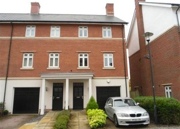 Thumbnail 4 bed terraced house to rent in Broad Mead, Lower Earley, Reading