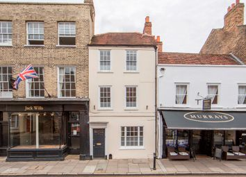 Thumbnail 4 bed town house for sale in High Street, Eton, Windsor