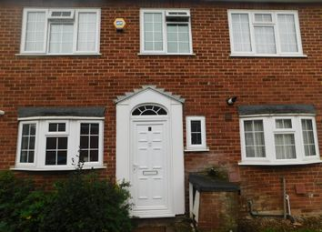 Thumbnail 3 bed terraced house to rent in Rustic Place, Wembley, Middlesex