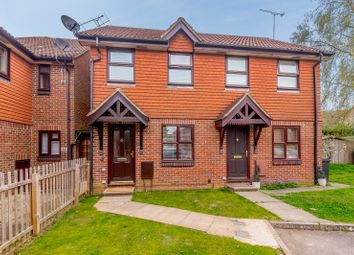 Thumbnail Semi-detached house for sale in Badgers Cross, Portsmouth Road, Milford, Godalming