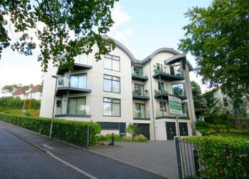 Thumbnail 2 bedroom flat for sale in Corfe View Road, Lower Parkstone, Poole