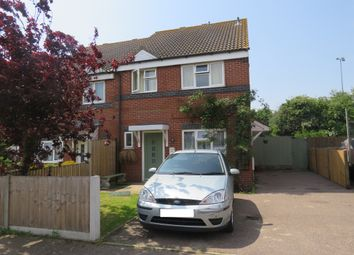 Thumbnail 4 bed semi-detached house for sale in Cattermole Close, Clacton-On-Sea